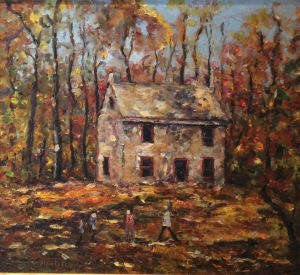 Alan_Fetterman_painting_of_Little_Stone_House_FullSizeRender